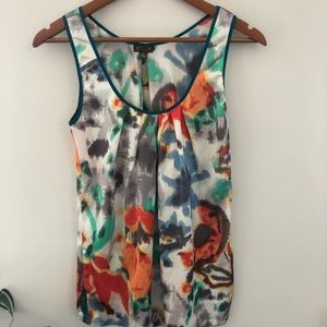 Fei / Anthropologie top loose fit